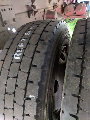 1 New Roadshine Rs615-215//7517.5 Tires 75 17.5 215 75 17.5