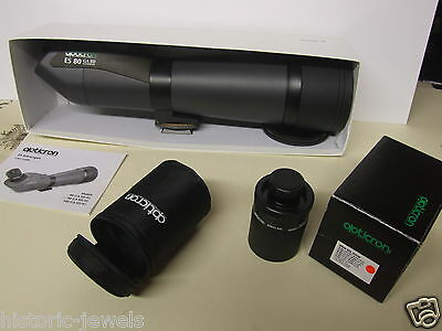 Opticron spotting scope ES80 GA ED  EXC++