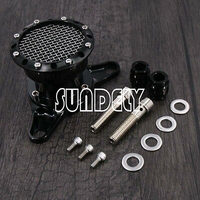 Black Velocity Stack Air Cleaner Filter For Harley Sportster XL 883 1200 91-2014