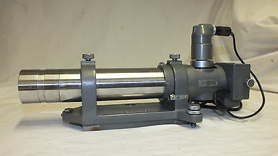 Hilger & Watts AUTOCOLLIMATOR Alignment Telescope TA53-2 with TA54-1 Base Boxed