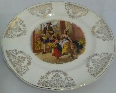 Vintage Alfred Meakin Cries of London Decorative Plate