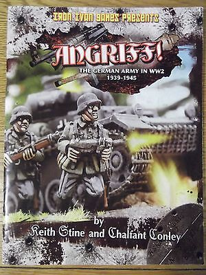 Iron Ivan games Angriff The German army in ww2 1939-1945
