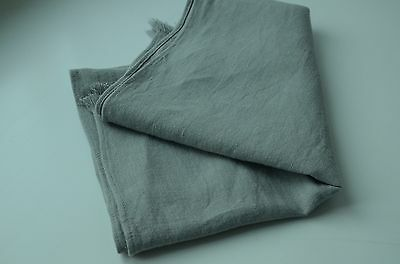 Linen scarf in gray, Flax soft Women's linen scarf, Pure 100 % natural linen