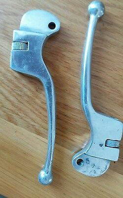 vespa/ Lml adjustable brake/clutch levers