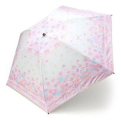 New Sanrio My Melody Folding Sunshade Umbrella For Fine And Rain Weather Kitty
