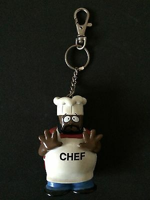 South Park Keyring Chef