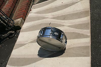 Slingerland Zoomamatic Snare 8 Lug 5X14  1976 Chrome Over Steel