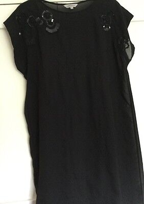 M&S Limited Edition Evening Dress Uk Size 12