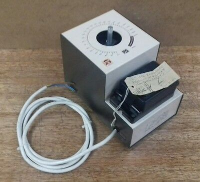 Reguvolt Regusafe Variable Transformer 0-275Vac 2Amp Claude Lyons Variac. No1