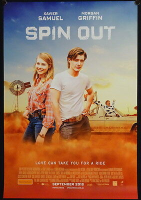 Spin Out  (2016) Australian One Sheet