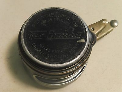 Vintage PERRINE Free Stripping No. 80 Automatic Fly Fishing Reel USA made