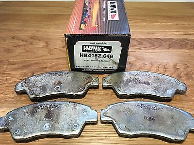 Hawk Performance Ceramic Front brake pad Honda Civic VTi EG6 EK4 EG9 Del Sol