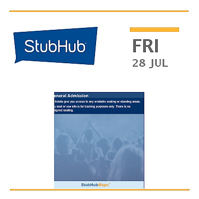 Y Not Festival 2017 - Weekend Tickets with Stereophoni... - Ashford in the Water