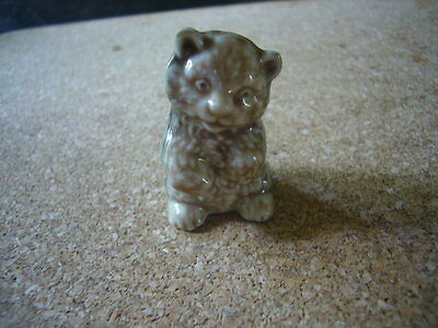 Wade Whimsies cute Baby Bear - very good condition