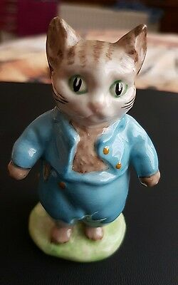 Beswick Beatrix Potter Tom Kitten BP2a