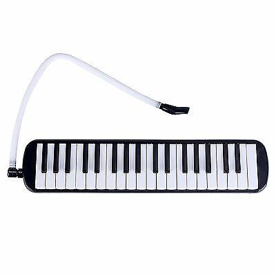 Melodica 37 Key Piano Style Melodica, Suitable for Teaching and Playing, with Ca