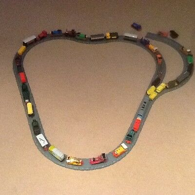 thomas the tank engine and friends, bag and track, 1990s, 20+ trains