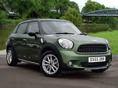 MINI Cooper D All4 Automatic Countryman (Chili Pack)