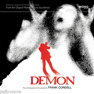 Frank Cordell Demon Soundtrack OST 7 Inch Vinyl Stylotone Limited Edition New