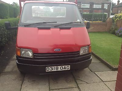 1987 Ford Transit  Red 94000 Miles 12 Months Mot