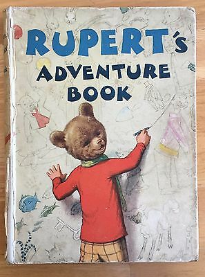 RUPERT ORIGINAL ANNUAL 1940 Not Inscribed Nice Clean Very Good Condition