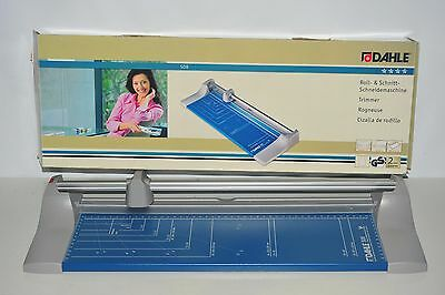 Dahle A3 460mm Trimmer Paper Cutter Guillotine Circular Cutting Blade Boxed