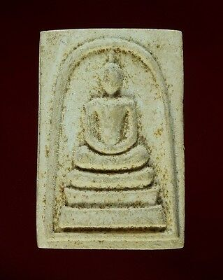 Phra Somdej Wat Rakhang B.e.2519 Magic Life Success Thai Buddha Amulet Pendant