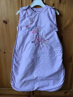 Purple Baby Sleeping Bag 0-6 months