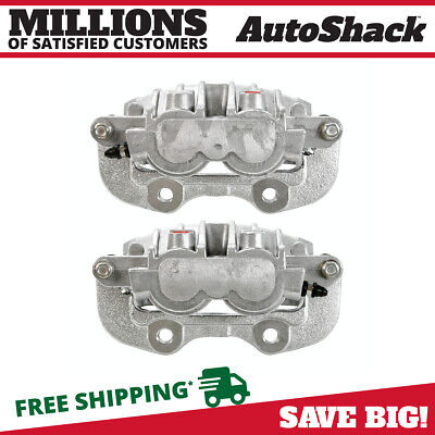 New Pair of Left and Right Rear Brake Caliper Piston fits Cadillac Chevrolet GMC