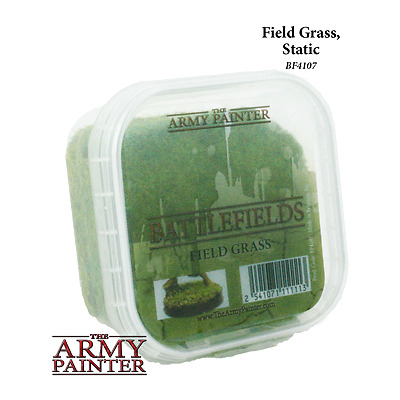 The Army Painter BATTLEFIELDS FIELD GRASS - Terreno per modellismo BF4107