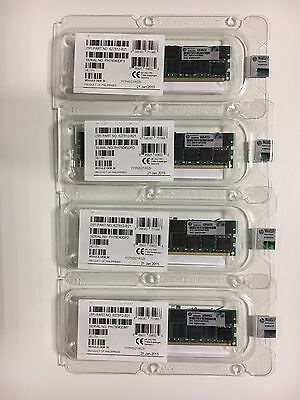 HP 16GB(1x16GB) Dual Rank PC3L-10600 (DDR3-1333) Registered CAS-9 LP 627812-B21