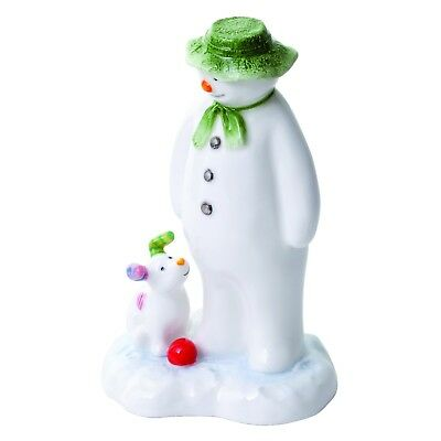 The Snowman Beswick The Snowman and The Snowdog Briggs Figure 12cm JBS11 RRP£28