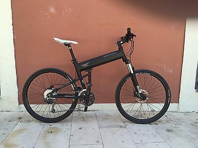 Bicicleta Mountain bike Montague Paratrooper PRO - MEJORADA -