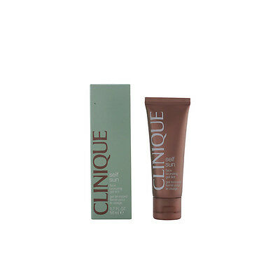 Cuidado Solar Clinique unisex SUN face bronzing gel tinted 50 ml