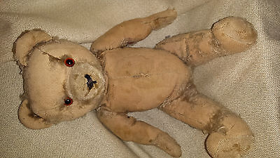 FECHTER--TEDDY-BEAR- ,WITH MECHANISM,SOUND, RARE- old ,ANTIQUE- best price!