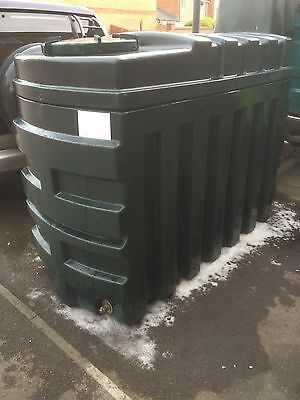 1000 Litre Slimline Bunded Heating Oil Tank Fuel Delivery Available