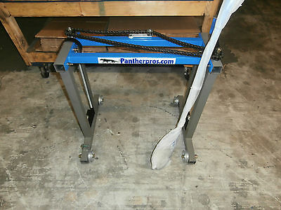 "18"" Pantherpros hd carraige only PORTABLE CHAINSAW SAW MILL Logging mill/ USA"