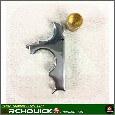 New Thumb Release Aid Single Caliper for Compound Bow Archery Hunting Bow