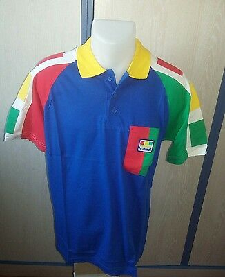POLO HUMMEL VINTAGE ORIGINAL ENDS 80s PERFECT CONDITION SIZE S or ,XL