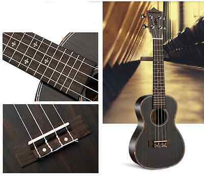 Top Grade 23 inches 4 String Musical Instrument Rosewood Ukulele #