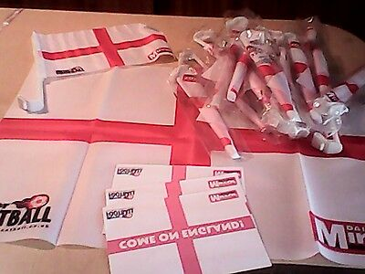 Collection England Flags/stickers (1287)