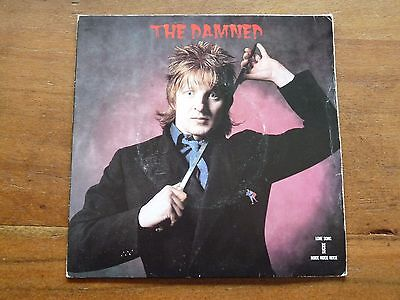 """The Damned Love Song 7"""" Vinyl Picture Sleeve Single CHIS 112"""