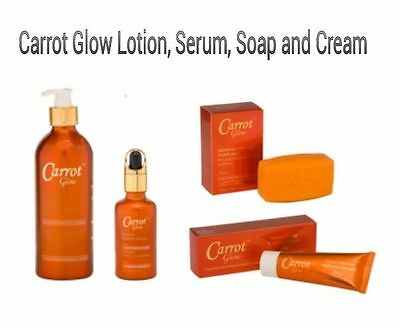 Carrot Glow Intense Beauty Products
