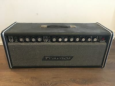 Traynor 1976 YGL-3A Mark III Amp Head