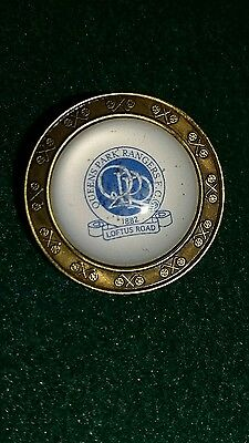 Queens Park Rangers F.c. Golf Ball Marker