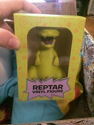 Nick Box Reptar Rugrats Nickelodeon Dinosaur You NIB