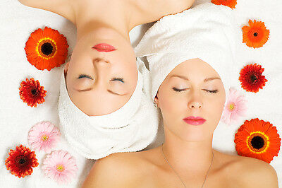 Luxury Spa Day and Treatment for Two - SAVE £40 - valid 9+ months from purchase