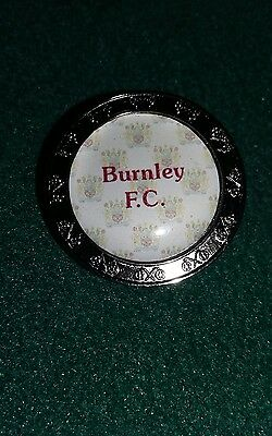 Burnley F C Golf Ball Marker