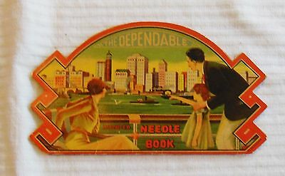 The Dependable Needle Book