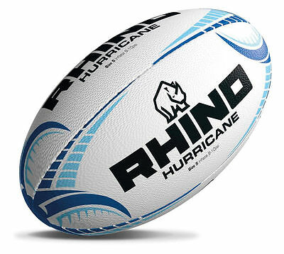 Rhino Hurricane Rugby Ball Official Sizes 4 5